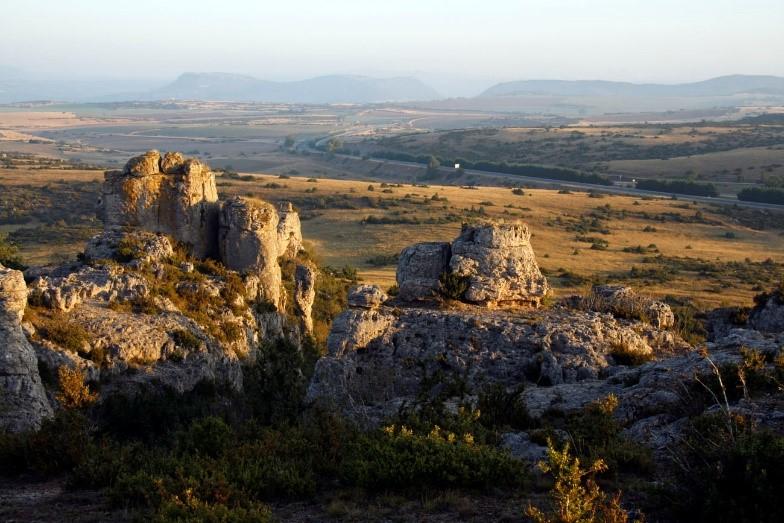 Un environnement géologique bien particulier