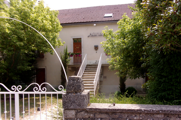 Mairie de l'Hospitalet du Larzac